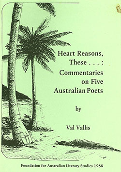 View FALS: Colin Roderick Lecture 1987: Val Vallis