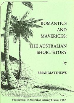 View FALS: Colin Roderick Lecture 1986: Brian Matthews