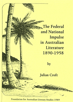 View FALS: Colin Roderick Lecture 1988: Julian Croft