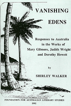 View FALS: Colin Roderick Lecture 1991: Shirley Walker