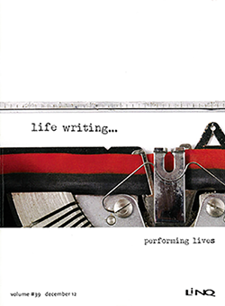 LiNQ Journal - life writing