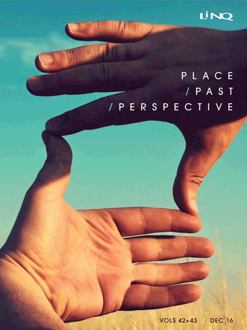 LiNQ - Place / Past / Perspective cover image